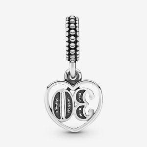 ❤️❤Pandora 925 silver charm